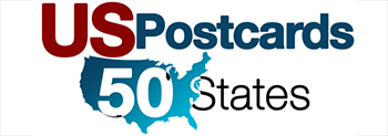 Continue Shopping US PostCards 50 States