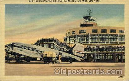 La guardia Ariport, New York City, NY USA