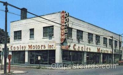 Cooley Motors, Clevel&, Ohio, OH, USA