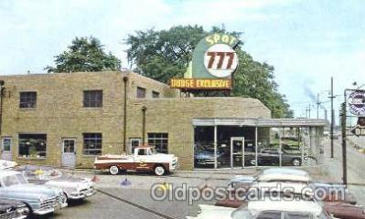 Spot Motor Company, Clevel&, Ohio, OH, USA