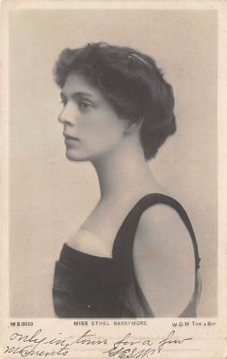 act002010 - Miss Ethel Barrymore