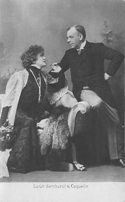 act002067 - Sarah Bernhardt Postcard Post Card