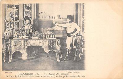 act002146 - Sara Bernhardt Postcard Post Card