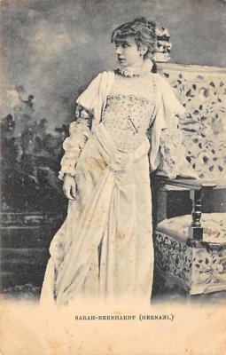act002149 - Actress Sara Bernhardt
