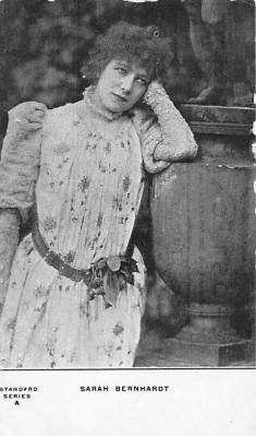 act002152 - Sarah Bernhardt, Actress, Movie Star