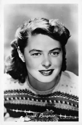 act002156 - Ingrid Bergman, Actress, Movie Star
