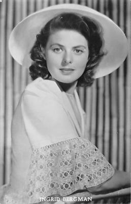 act002159 - Ingrid Bergman, Actress, Movie Star