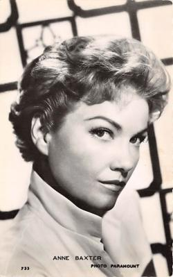 act002174 - Anne Baxter Actor, Actress, Movie Star