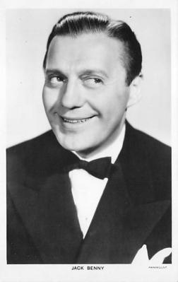 act002179 - Jack Benny Actor, Actress, Movie Star