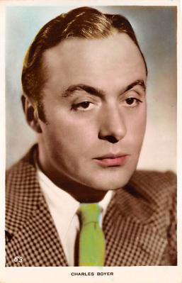 act002185 - Charles Boyer Actor, Actress, Movie Star