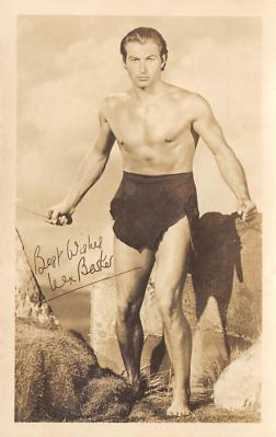 act002189 - Lex Barker Actor, Actress, Movie Star