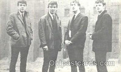 The Beatles Actor, Actress, Movie Star, Postcard Post Card