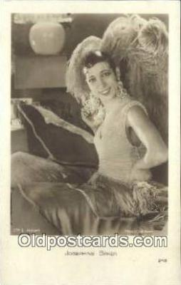 act002210 - Josephine Baker Black Entertainer