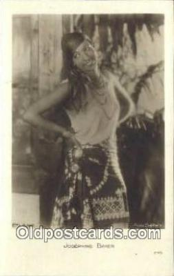 act002211 - Josephine Baker Black Entertainer