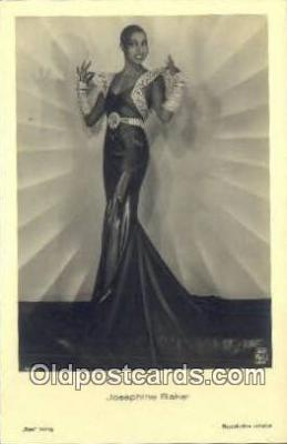 act002214 - Josephine Baker Black Entertainer