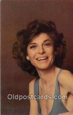 act002221 - Anne Bancroft Movie Actor / Actress, Entertainment Postcard Post Card