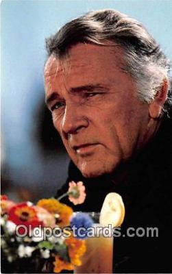 act002246 - Richard Burton Movie Actor / Actress, Entertainment Postcard Post Card