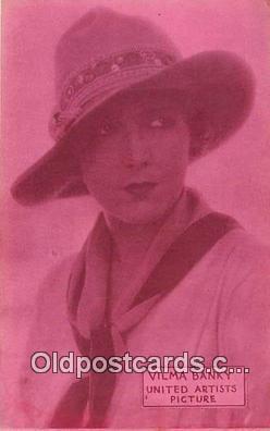 act002250 - Vilma Banky Movie Actor / Actress, Entertainment Postcard Post Card