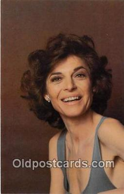 act002272 - Anne Bancroft Movie Actor / Actress, Entertainment Postcard Post Card