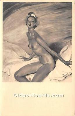 act002311 - Josephine Baker Black Entertainer Old Vintage Postcard