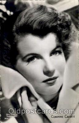 act003100 - Corinne Calvet Postcard Post Card