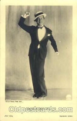 act003153 - Maurice Chevalier Actor, Actress, Movie Star, Postcard Post Card