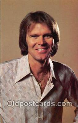 Glen Campbell Postcard Post Card