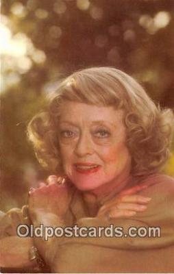 act004175 - Bette Davis Movie Actor / Actress, Entertainment Postcard Post Card