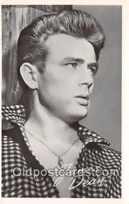 James Dean Postcard Post Card