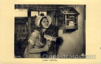 act008126 - Lilian Harvey Postcard Post Card