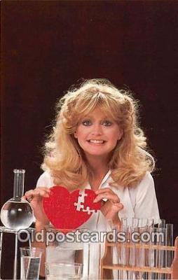 act008199 - Goldie Hawn Movie Actor / Actress, Entertainment Postcard Post Card