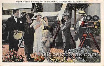 act008211 - Rupert Hughes Movie Actor / Actress, Entertainment Postcard Post Card