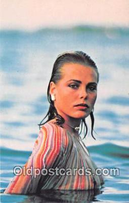 act008214 - Margaux Hemingway Movie Actor / Actress, Entertainment Postcard Post Card