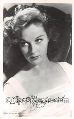 act008240 - Susan Hayward Movie Actor / Actress, Entertainment Postcard Post Card