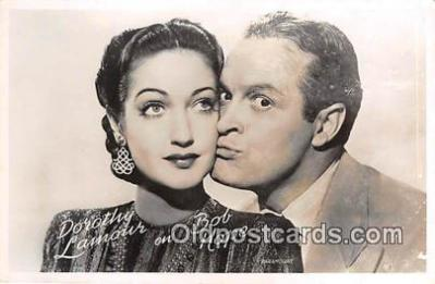 act008241 - Dorothy Lamour Movie Actor / Actress, Entertainment Postcard Post Card