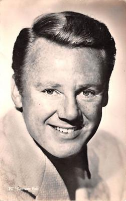act010042 - 20th Century Fox, Van Johnson Movie Star Actor Actress Film Star Postcard, Old Vintage Antique Post Card