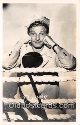 act011042 - Danny Kaye Movie Actor / Actress, Entertainment Postcard Post Card