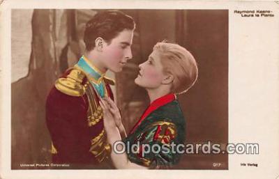 act011049 - Raymond Keene Movie Actor / Actress, Entertainment Postcard Post Card