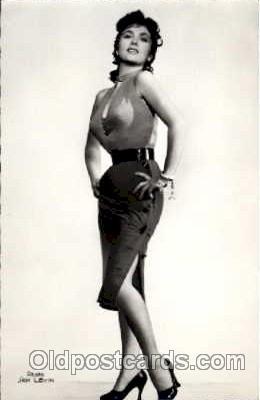 act012067 - Gina Lollobrigida Postcard, Post Card