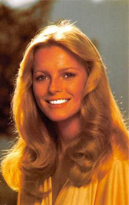 act012284 - Cheryl Ladd Movie Star Actor Actress Film Star Postcard, Old Vintage Antique Post Card