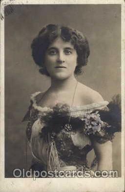 act013021 - Decima Moore Actress / Actor Postcard Post Card Old Vintage Antique