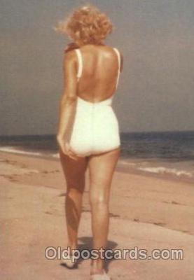 act013133 - Post Card Produced 1984 - 1988, Actress, Model, Marilyn Monroe Postcard