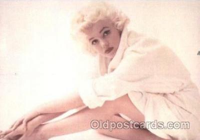 act013165 - Post Card Produced 1984 - 1988, Actress, Model, Marilyn Monroe Postcard