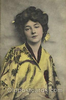 act014014 - Evelyn Nesbit Actor, Actress, Movie Star, Postcard Post Card