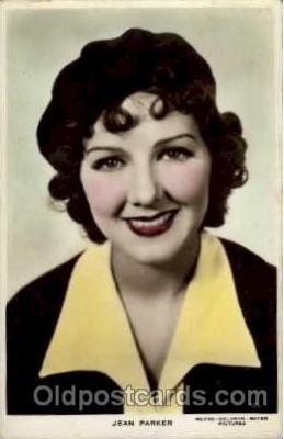 act016013 - Jean Parker Actress / Actor Postcard Post Card Old Vintage Antique