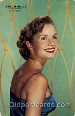 act018036 - Debbie Reynolds Actress / Actor Postcard Post Card Old Vintage Antique