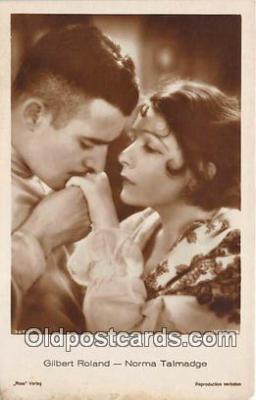 act018140 - Gilbert Roland Movie Actor / Actress, Entertainment Postcard Post Card
