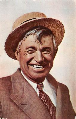 act018308 - Will Rogers, World Citizen Ambassador of Good Will Movie Star Actor Actress Film Star Postcard, Old Vintage Antique Post Card