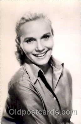act019001 - Eva-Marie Saint Actress / Actor Postcard Post Card Old Vintage Antique