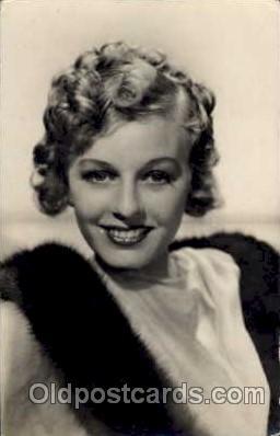 act019014 - Margaret Sullavan Actress / Actor Postcard Post Card Old Vintage Antique